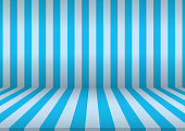 stripe room