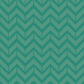 striped chevron pattern