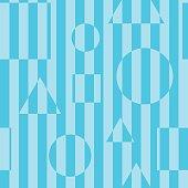Striped seamless background