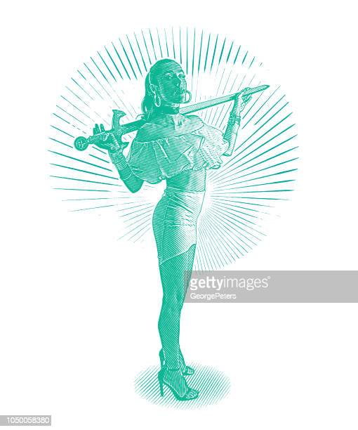 strong, confident woman warrior holding sword - me too social movement stock illustrations, clip art, cartoons, & icons