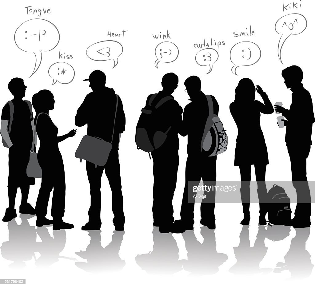 Student Text Language