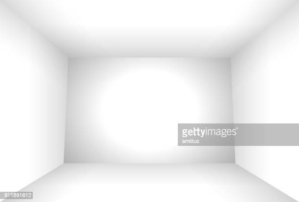studio backdrop - blank stock illustrations
