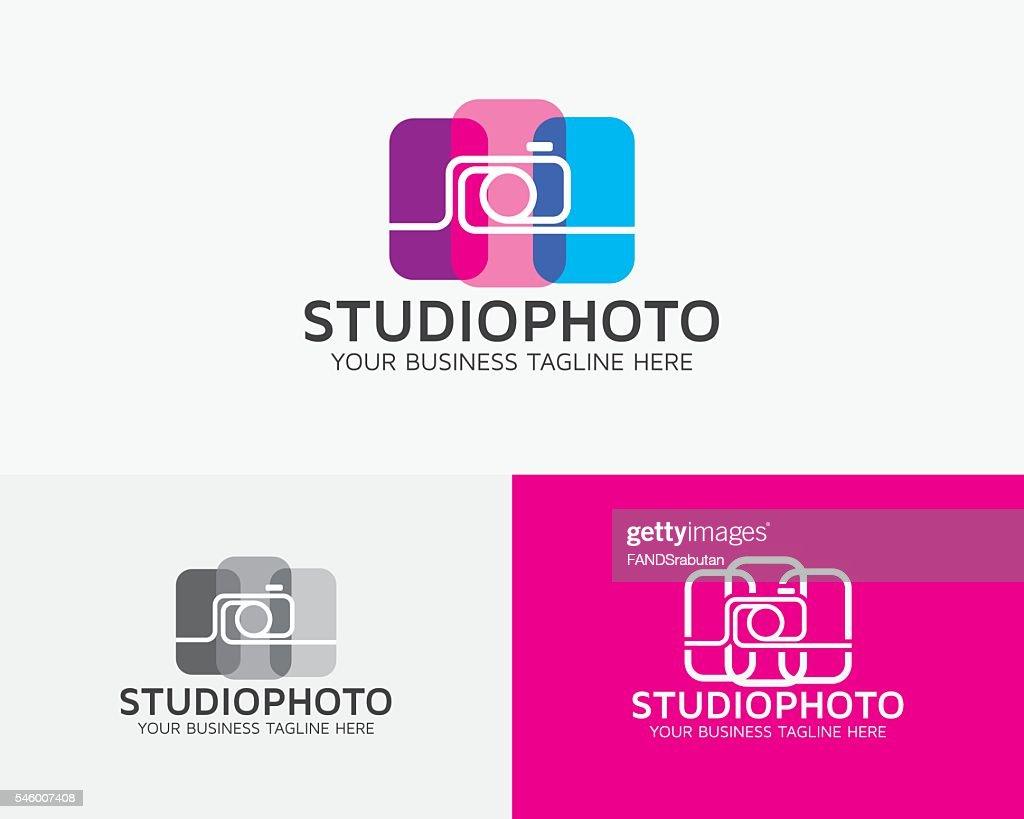 Studio Photo Vector Logo