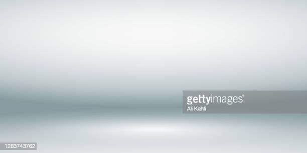 スタジオルーム グレーの背景 - スタジオ撮影点のイラスト素材/クリップアート素材/マンガ素材/アイコン素材