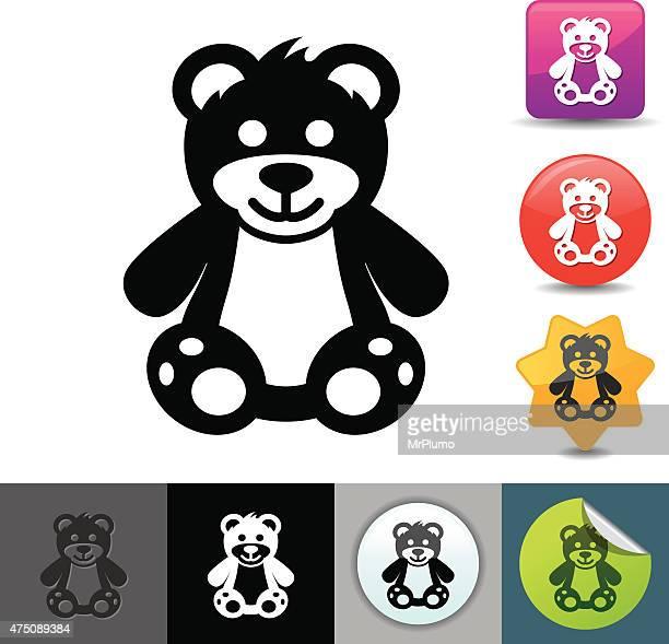 Stuffed exibir ícone/solicosi série
