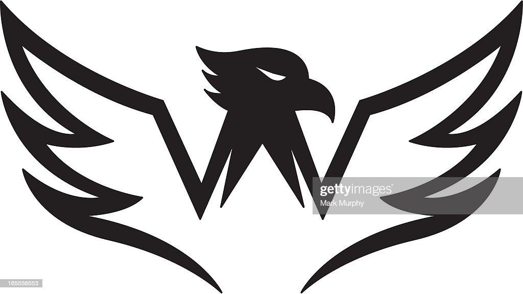 Stylised Eagle Logo