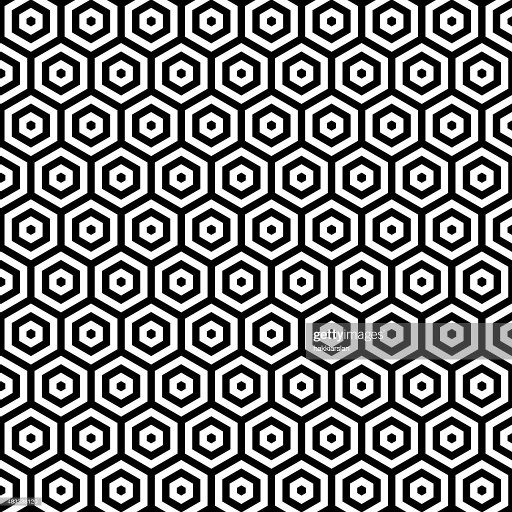 Stylish wallpaper background design with hexagonal shapes