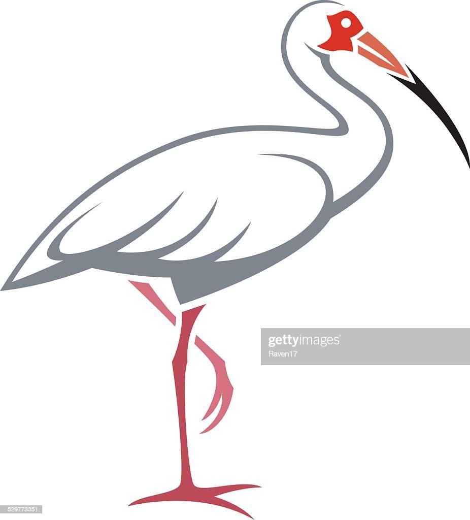 Stylized Bird