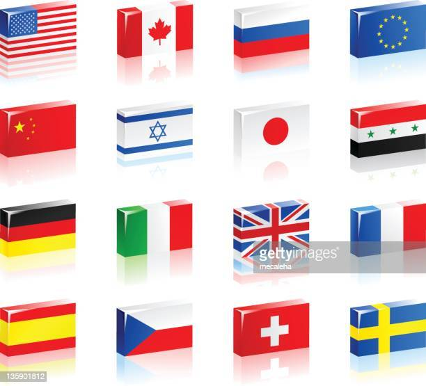 Stylized Flags
