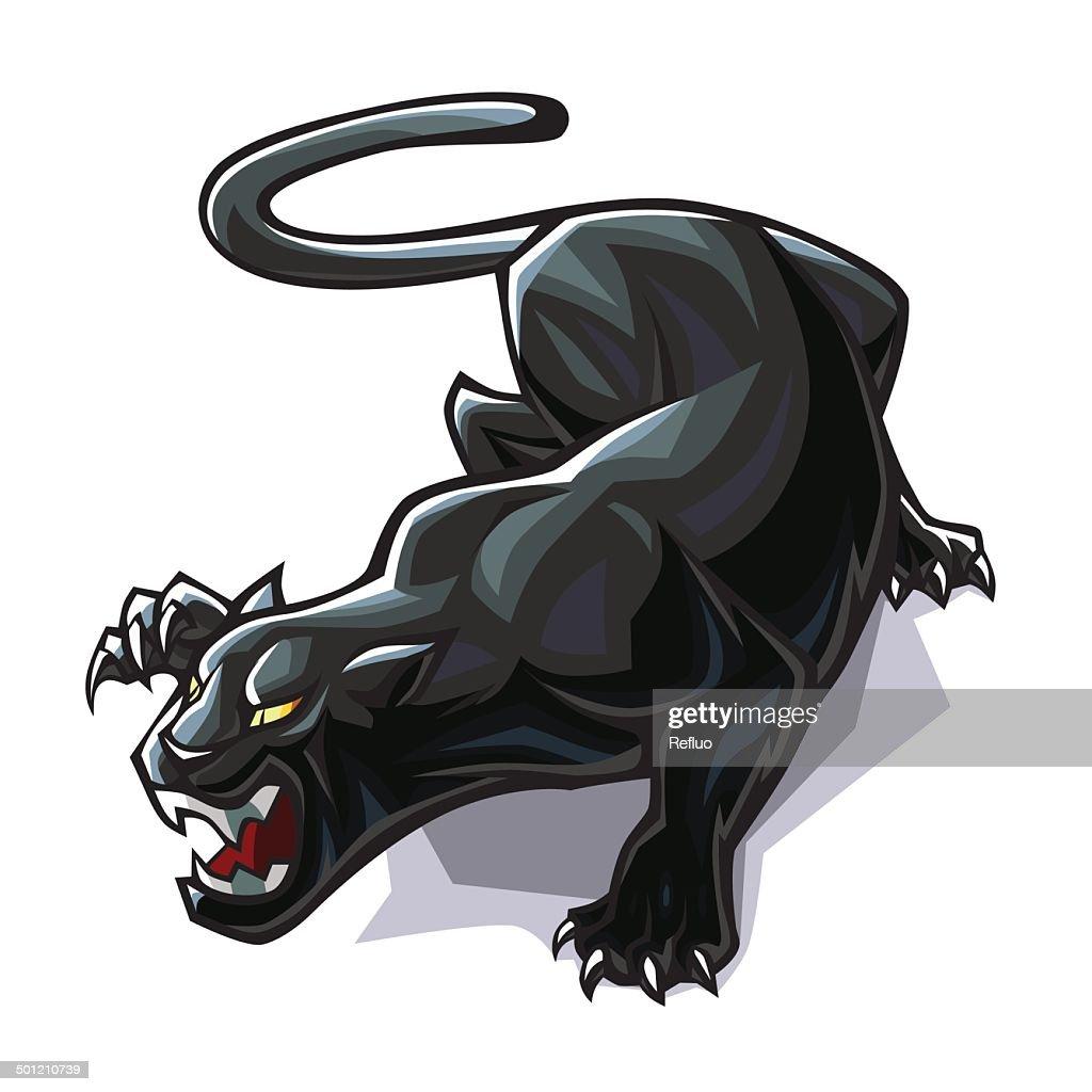 Stylized Panther light