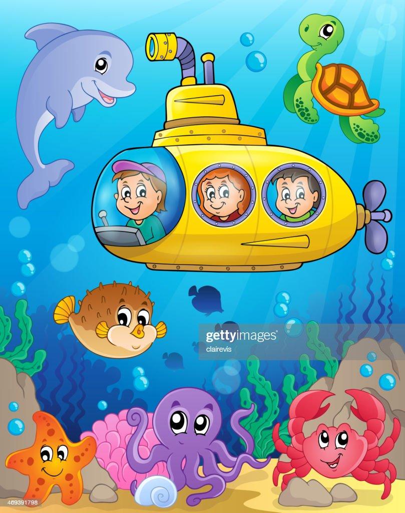 Submarine theme image 4