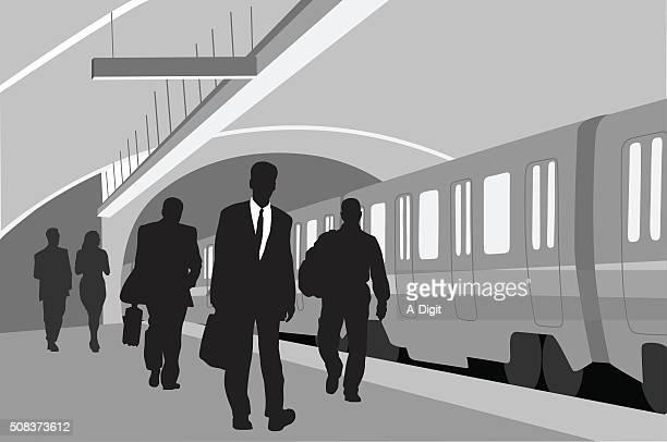 Metro negocio personas