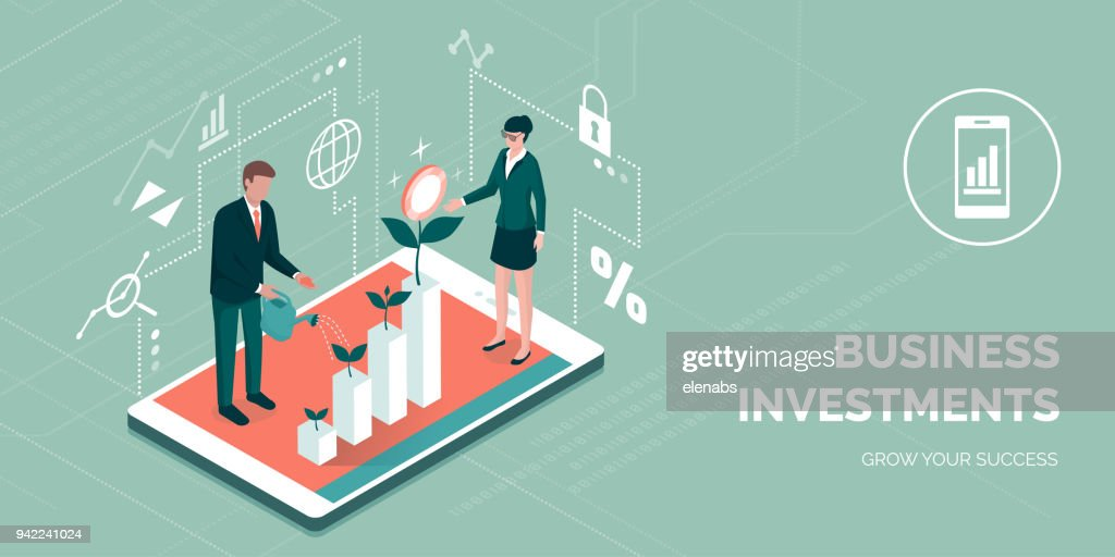 Successful business investments and technology