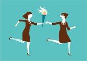 Successor (Female) | New Business Concept