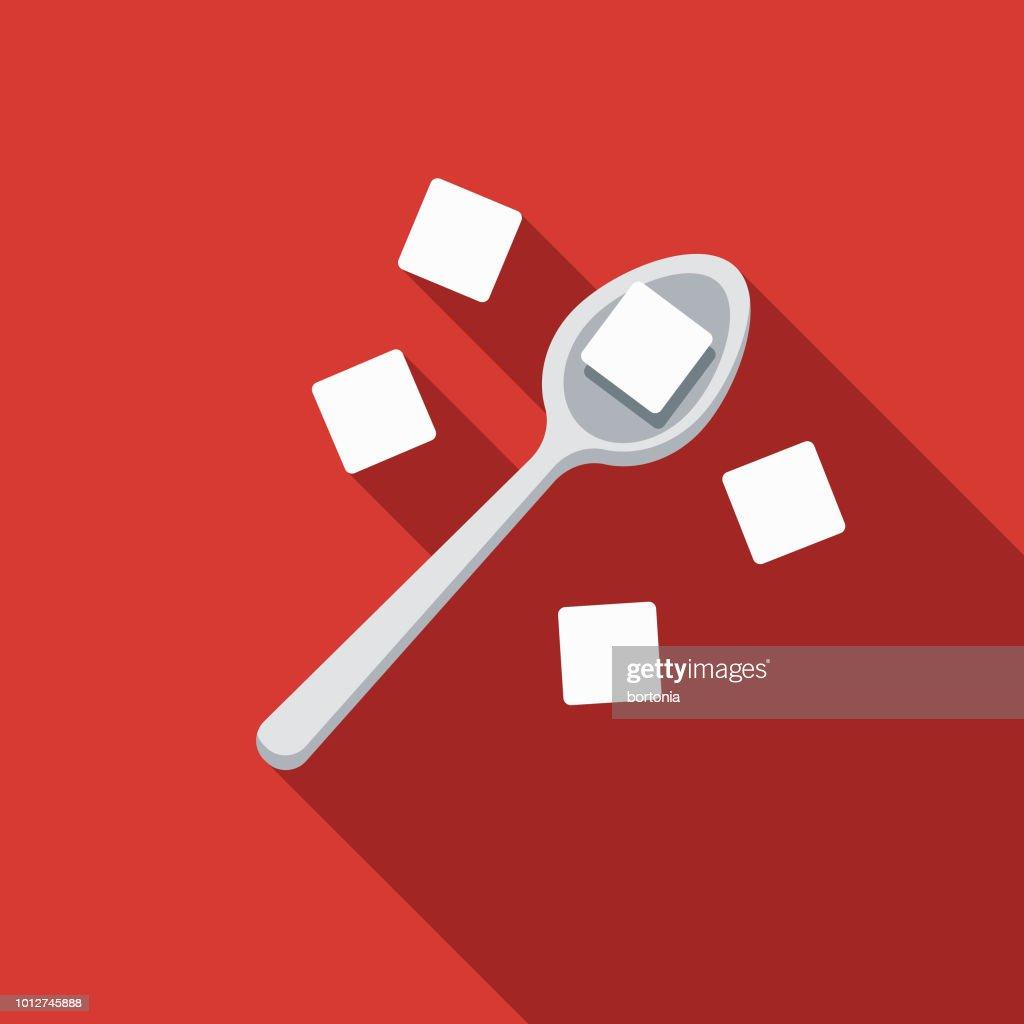 Sugar Design United Kingdom Icon : stock illustration