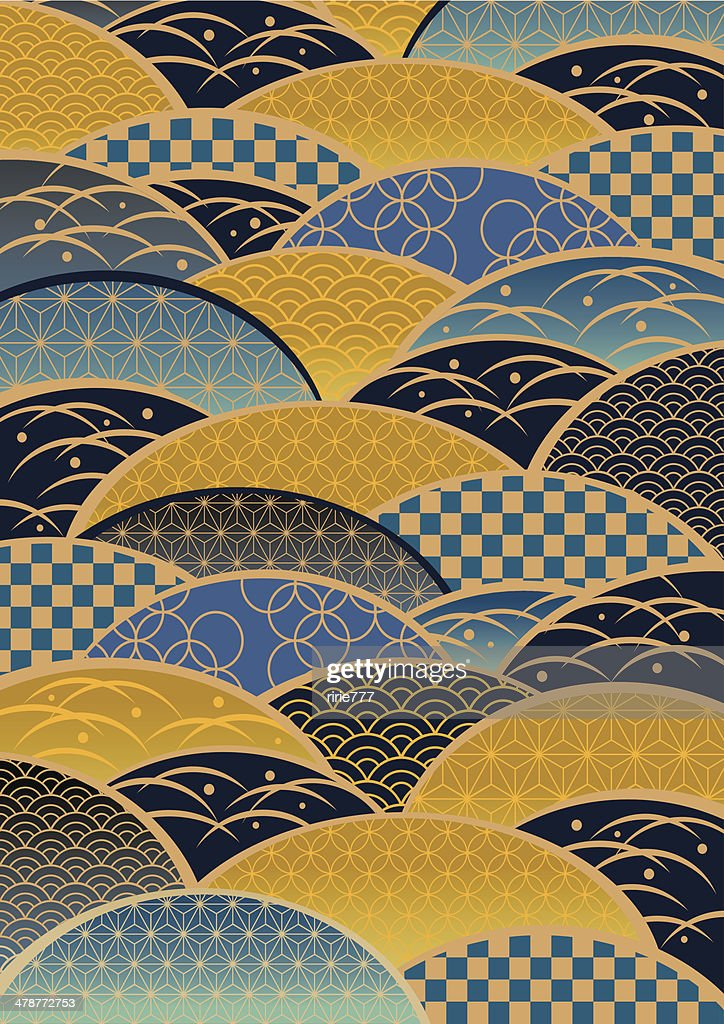 Sum pattern of the sea of Japan