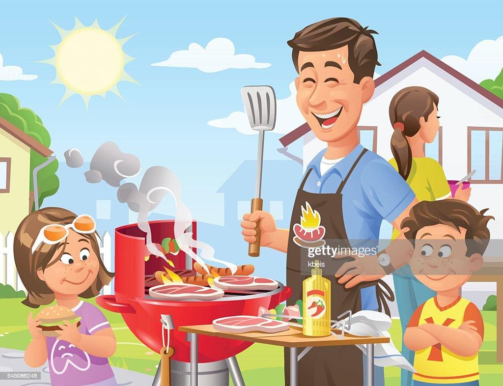 Summer Backyard Barbecue