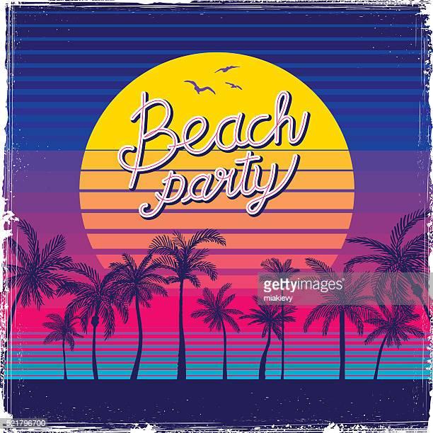 Sommer Strand party