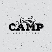 Summer camp gray
