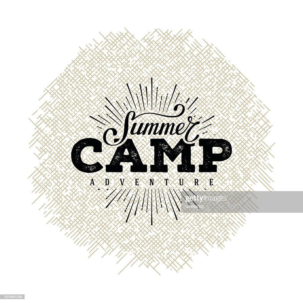 Summer camp starburst
