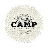 Summer camp starburst