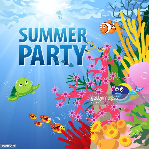Summer Dive Party
