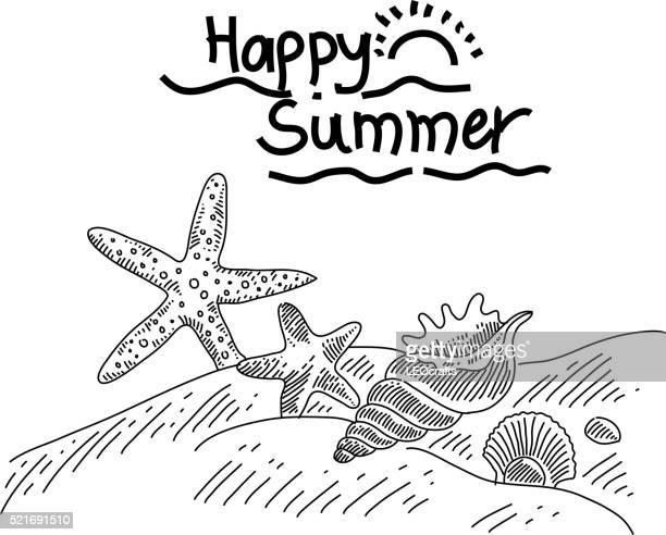 Dibujo de verano