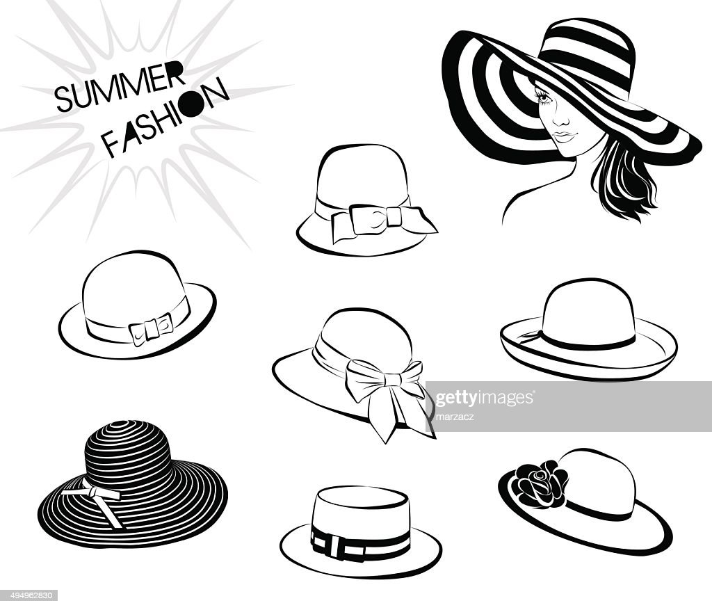 Summer fashion – hats