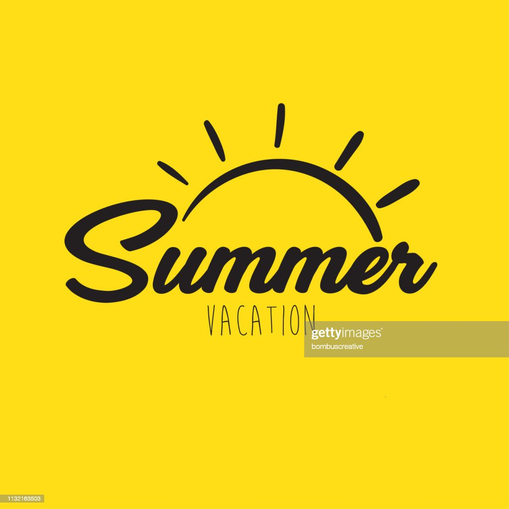 Vacances d'été : Illustration