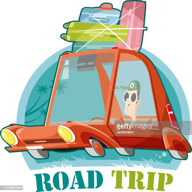 summer holiday - car ownership stock illustrations, clip art, cartoons, & icons