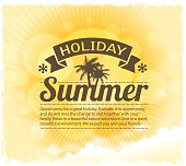 drawing vector blank summer labelsthis file