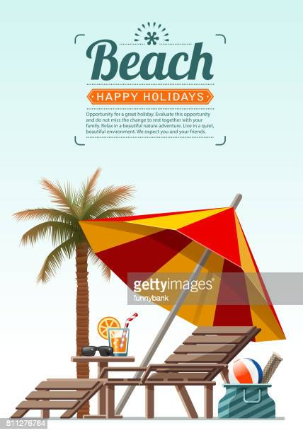 summer message sign - orange juice stock illustrations, clip art, cartoons, & icons