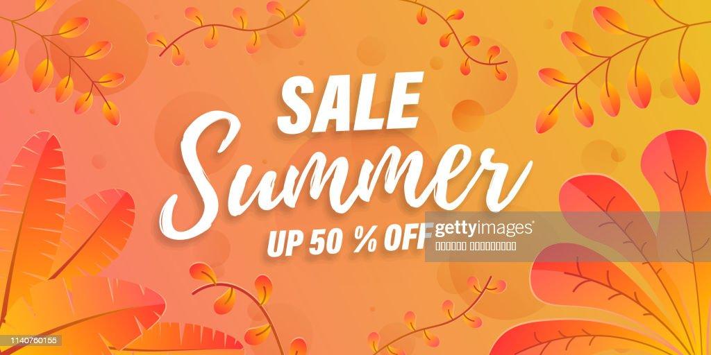 Summer sale beautiful