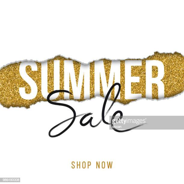 Diseño de venta verano para publicidad, banners, folletos y flyers