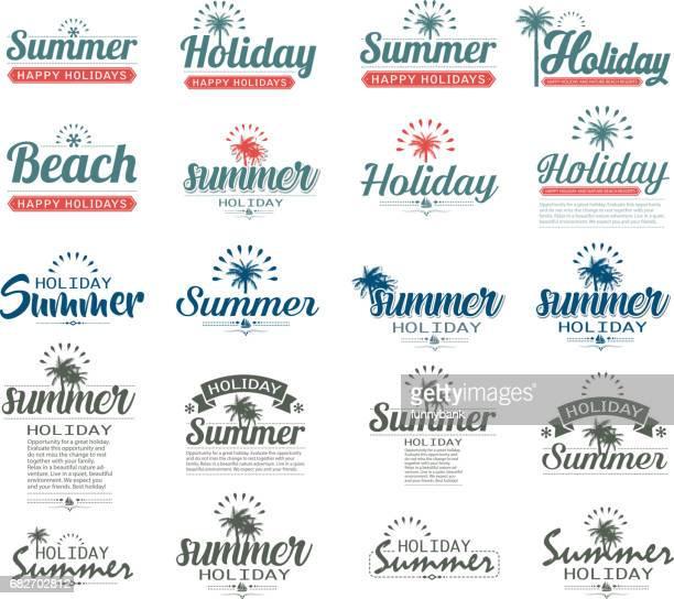 Sommer-Schild