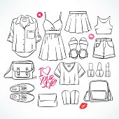 summer sketch clothing