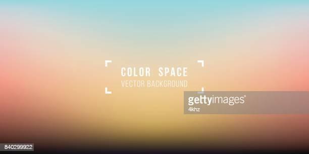 Sommerhimmel weiche Farbe Raum Unschärfe glatten Farbverlauf Hintergrund