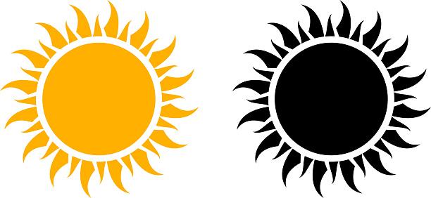 Summer Sun Icon Set Vector Graphic - gettyimageskorea