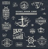 Summer trip  Design set