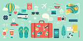 Summer vacations and international traveling