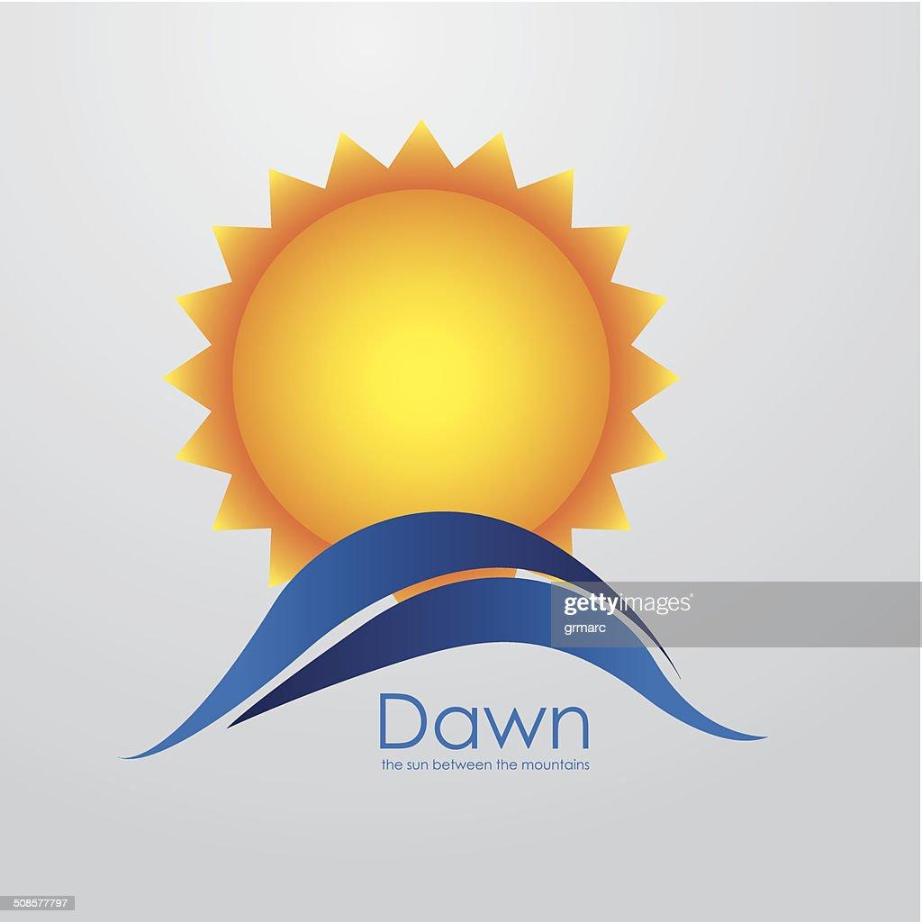 Sun icons : Vectorkunst