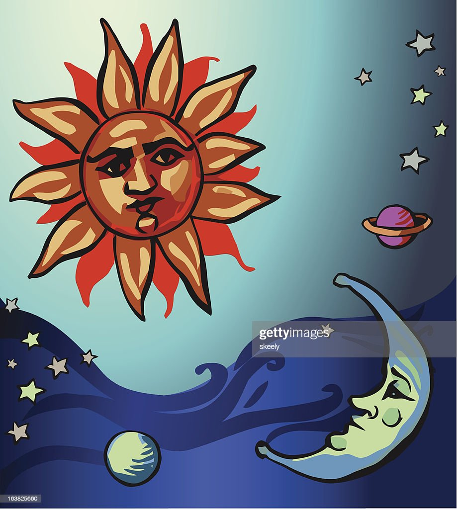 Sun, Moon, and Celestial Elements
