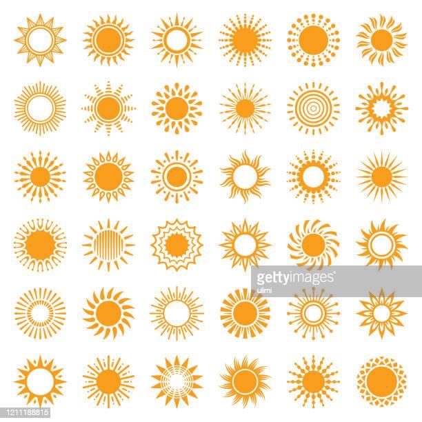 日 - 尖っている点のイラスト素材/クリップアート素材/マンガ素材/アイコン素材