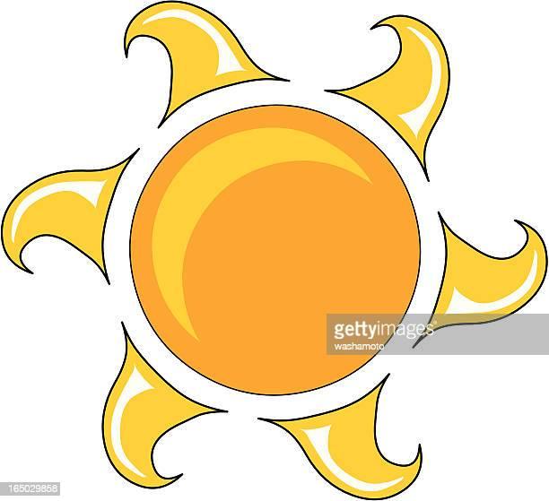 sun - flare stack stock illustrations, clip art, cartoons, & icons