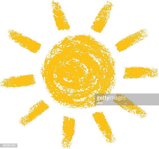 sun - sunlight stock illustrations, clip art, cartoons, & icons