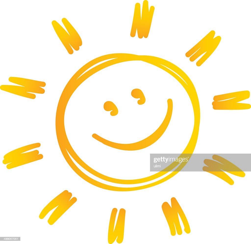 Sun : stock vector