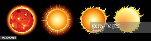 sun - burning stock illustrations, clip art, cartoons, & icons