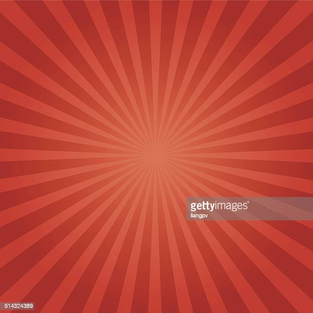 sunbeam background - lens flare stock illustrations