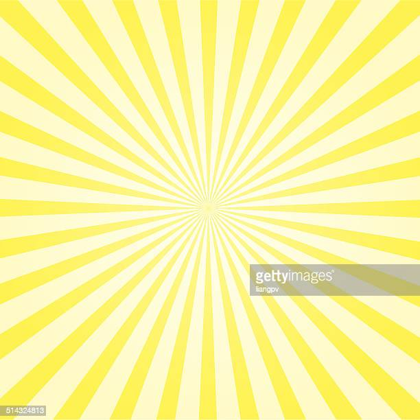 sunbeam background - igniting stock illustrations
