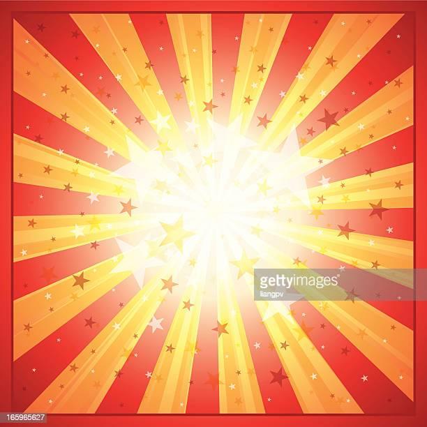 sunbeam & star - igniting stock illustrations, clip art, cartoons, & icons